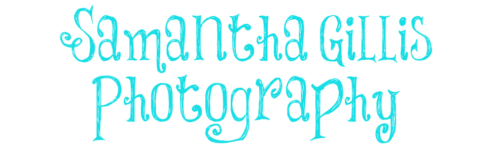 Samantha Gillis Photography logo